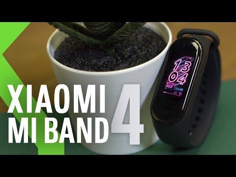 Xiaomi Mi Band 4, análisis: review con características