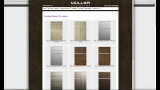 European Kitchens and Baths by Muller Cabinetry