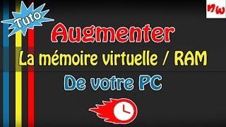 [Tuto] Augmenter la mémoire virtuelle / RAM de votre PC - Fr