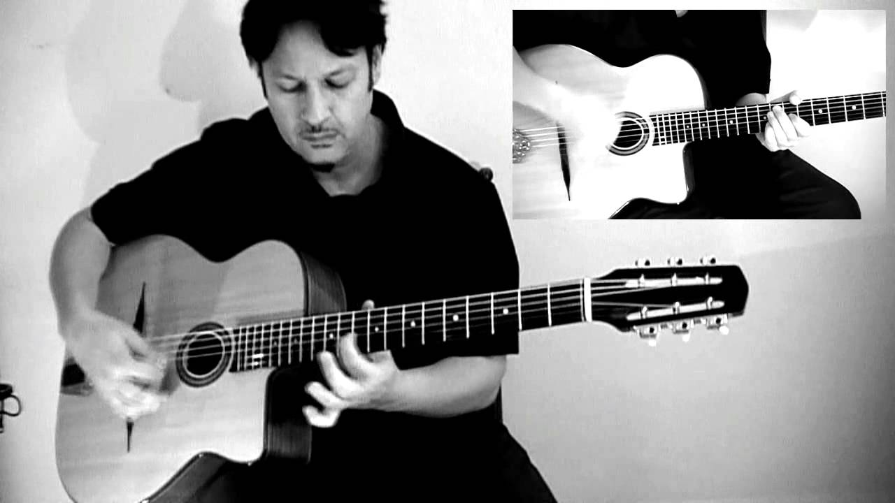 Learn Guitar In The Style Of Django Reinhardt | Jonny Hepbir Teaches Gypsy Jazz Online & In Kent