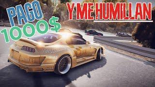Hashiriya Drifter - Online Multiplayer Drift Game - Pago 1000$ y me humillan 😔