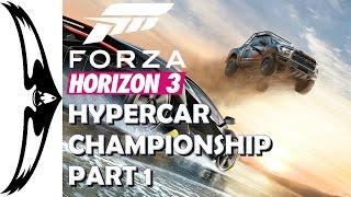 Forza Horizon 3 Hypercar Championship Part 1 - 2013 Ferrari LaFerrari - 1080p 60fps