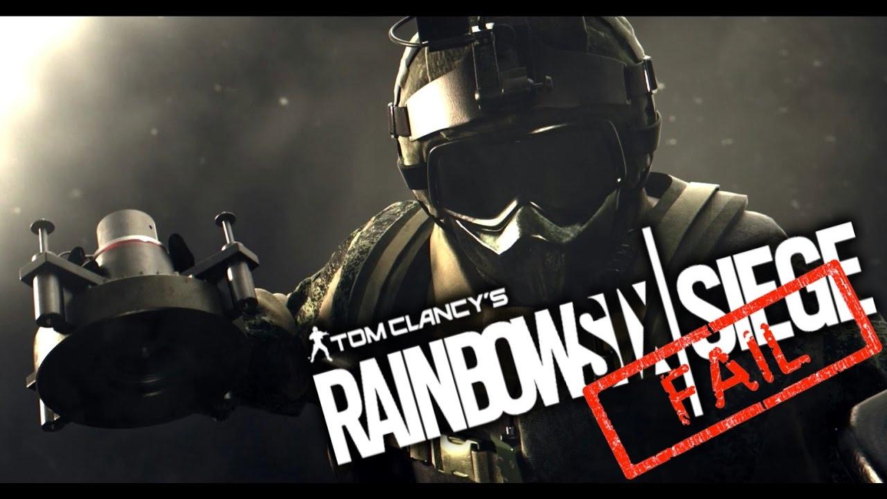 Rainbow 6 Seige Fuze Meme Lives On Funny Highlight Youtube