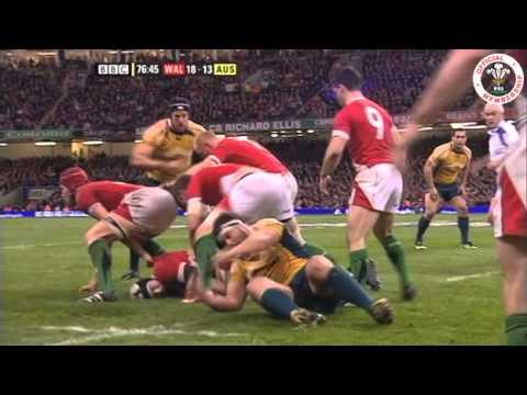 Classic Match: Wales V Australia 2008 | WRU TV