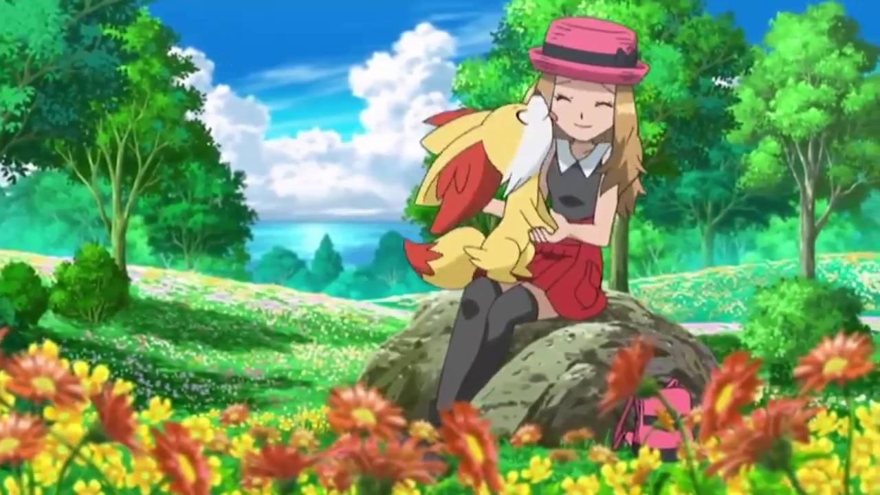 Pok mon saison 17 g n rique 02 fr youtube - Youtube pokemon saison 17 ...