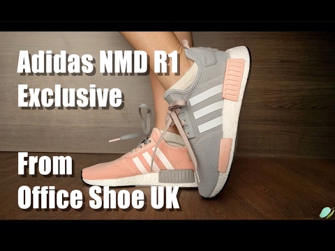 Adidas NMD R1 Color Boost Tripple Rojo unboxing   Review - YouTube