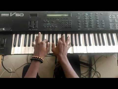 African Gospel Piano Worship Chords In Db Youtube