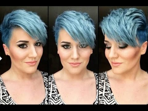 super cute short haircuts edgy shaggy spiky choppy pixie cuts 2510 | hqdefault