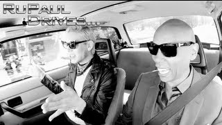 RuPaul Drives...Sharon Needles