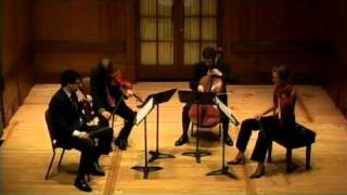 Vertigo String Quartet plays Dmitri Shostakovich