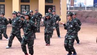 Video | Dân vũ Funky Monkey Lớp Tập huấn chuyển giao mô hình Học kỳ quân đội 2013 | Dan vu Funky Monkey Lop Tap huan chuyen giao mo hinh Hoc ky quan doi 2013