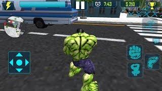 Incredible Monster Big Man Fighting Hero - HULK 14-15 level - Android Gameplay