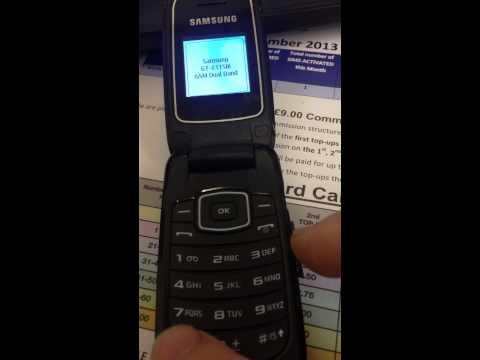 Unlockingshop.co.uk Samsung Code not working