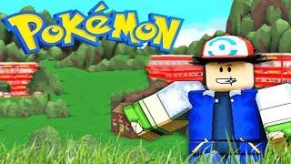 STARTING A BRAND NEW ADVENTURE In Pokemon Roblox!! Roblox Pokemon Brick Bronze!! (Roblox Gameplay)