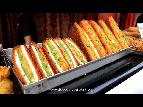 Bangalore Street Food Scene | Indian Food is Awesome.