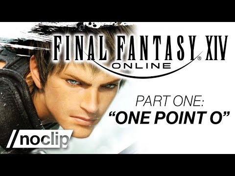 "FINAL FANTASY XIV Documentary Part #1 - ""One Point O"""