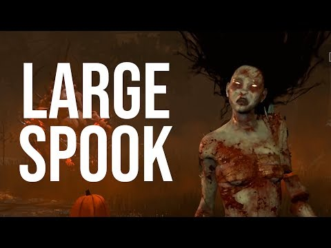 Large Spirit, Larger Spook | Dead by Daylight (DBD)