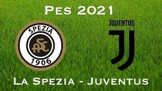 #speziajuve #juventus #pes2021 #seriea #scudetto #pirlo #cr7 #ps4 #finoallafine #champions #morata #dybala #videogames
