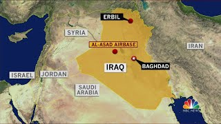 SPECIAL REPORT: Iran Strikes Back At US With Missile Attack At Bases In Iraq