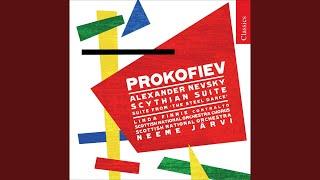 Alexander Nevsky: II. Song about Alexander Nevsky