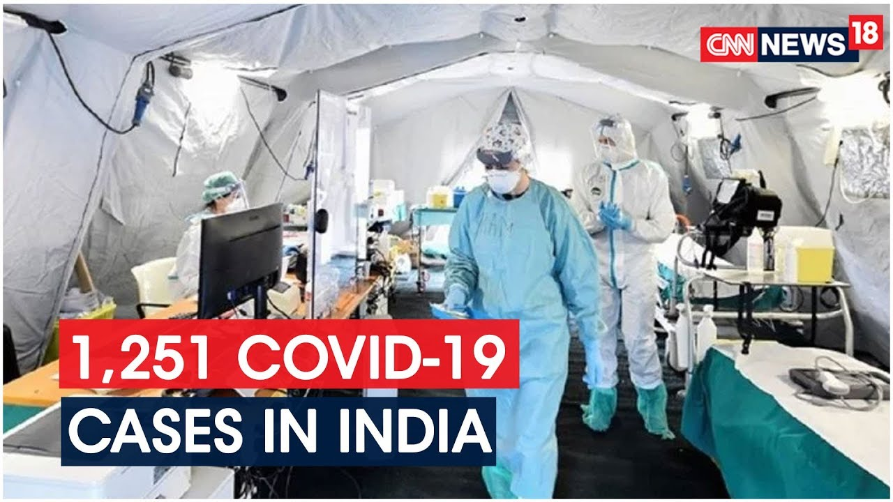 India Registers 1,251 COVID-19 Cases, Death Toll Rises To 32 | CNN News18