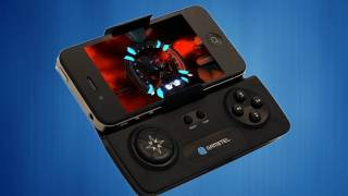 Gametel Bluetooth Controller for iOS and Android at CES 2012