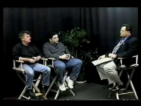 Eastlake Access Channel 12 - Joe Estevez & Matt Gunnoe Interview (Pt.2/2)