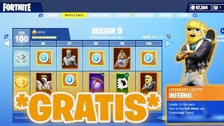 *NEW* SO YOU get the SEASON 9 Battle Pass almost for FREE! 😱 | Fortnite Season 9