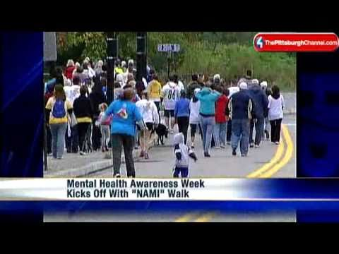 NAMI Walk Held On South Side
