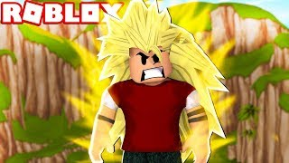 ROBLOX-SUPER SAIYAJIN 3 (Dragon Ball Z Final Stand)