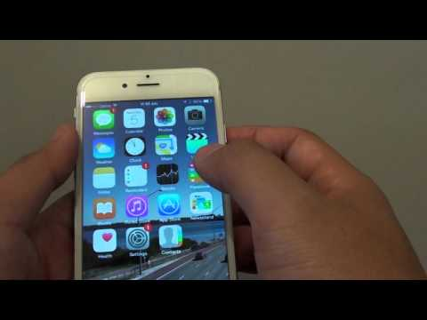 IPhone 6: How To Make A Facetime Call
