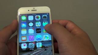 Скачать IPhone 6 How To Make A Facetime Call