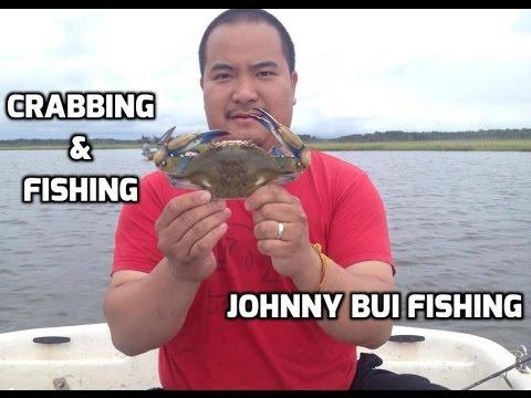 Crabbing and Fishing at Beaver Dam, New Jersey