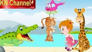 Hoạt hình KN Channel BÉ NA & ĐỘI CỨU HỘ GIẢI CỨU MÈO CON P2 | Hoạt hình Việt Nam | GIÁO DỤC MẦM NON
