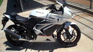 My 2011 Ninja 250 review