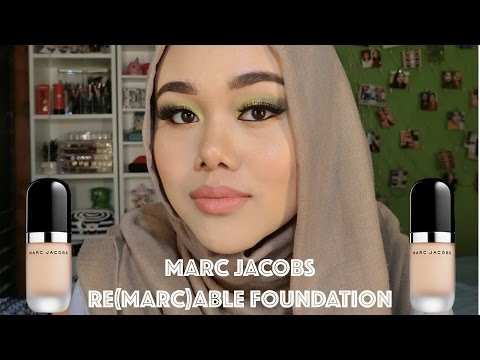 Marc Jacobs Remarcable Foundation   First Impression & Review   Bahasa Indonesia   MakeupbyFatya