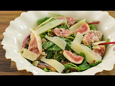 Fig Goat Cheese Salad Recipe