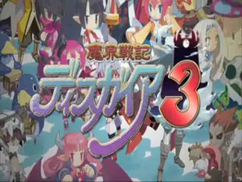 Ps3-Disgaea 3: Absence of Justice. Music Video