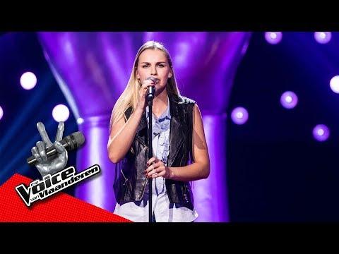Sarah zingt 'Fight Song' | Blind Audition | The Voice van Vlaanderen | VTM