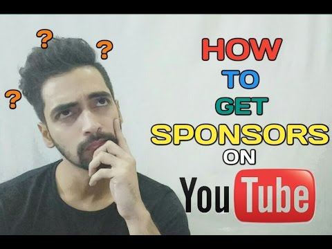 Get Sponsors For Your Youtube Channel With Famebit - (Tutorial)