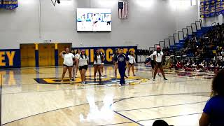2018 Wildcats Pep Rally Dance Off - Seniors