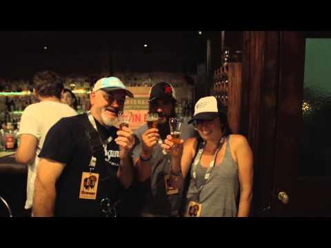 LA Craft Beer Crawl 2014