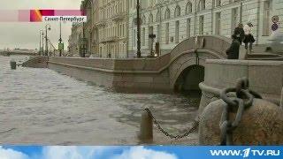 Штормовое предупреждение в Москве
