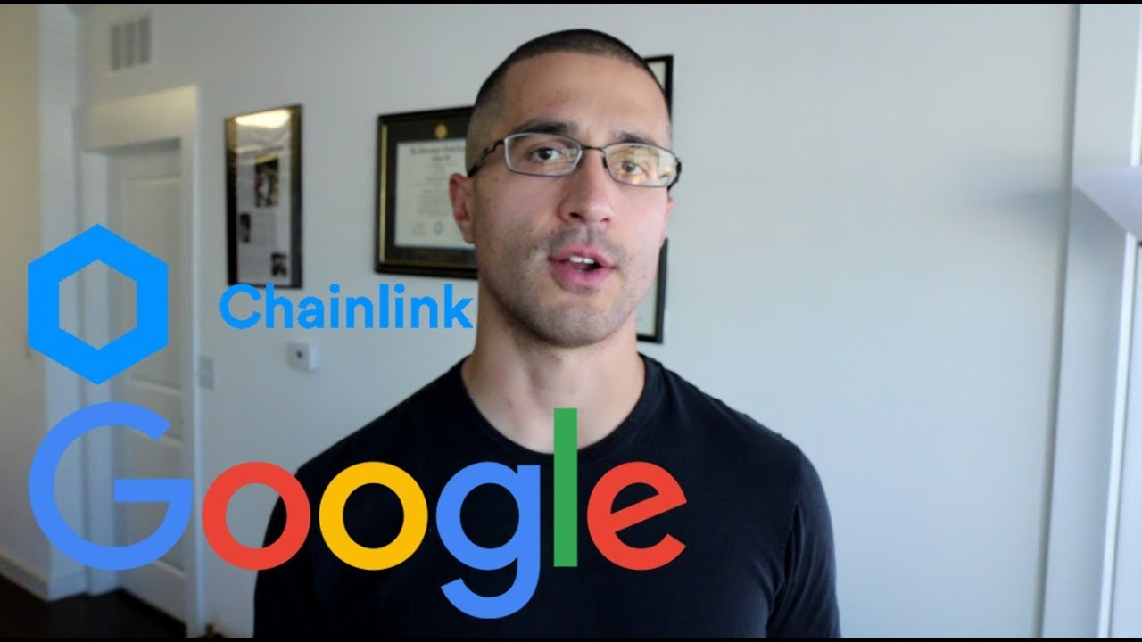 Chainlink (LINK) Google announcement - what this means