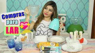 Compras para o Lar   Itens de Cozinha #34   Paloma Soares