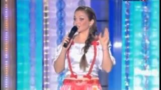 """Ой, рябина кудрявая"" - Марина Девятова"
