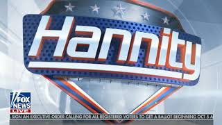 Sean Hannity 8/14/20 FULL SHOW - Fox News August 14, 2020          FULL