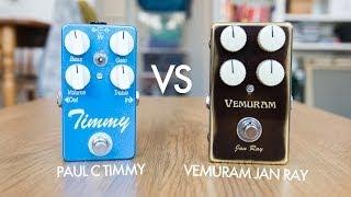 Paul C Timmy vs Vemuram Jan Ray shootout