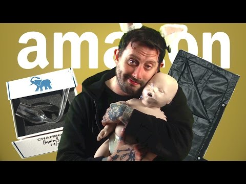 BODY BAG BURIAL • AMAZON PRIME TIME ft. Geoff Ramsey