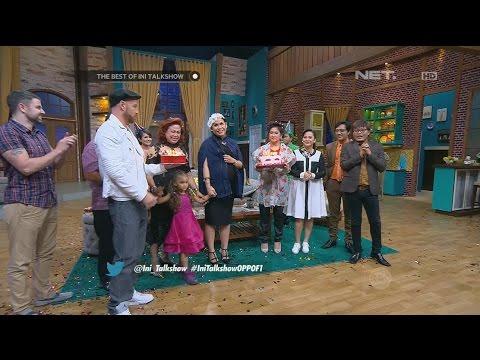 Cover Lagu The Best Of Ini Talkshow - Melaney Ricardo Senang Dihadiri Keluarganya Pas Ulang Tahun